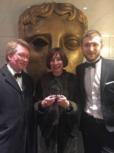 BAFTA -Ben Tynegate - Dr Maria Lenn -Angus Murray